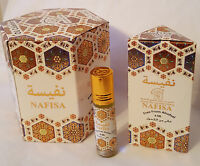 Box Of 6 Nafisa 6ml by Lulu Gallery Concentrated Perfume oil / Attar / Ittar