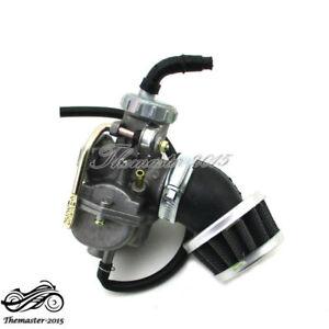 Carburetor Carb + Air Filter For Animal Mini Bike Go Kart