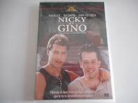 DVD NEUF - NICKY ET GINO - T. HULCE / R. LIOTTA / J. LEE CURTIS
