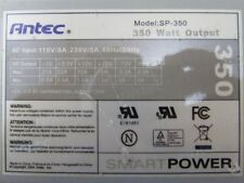 ANTEC 350W GENUINE SMART POWER PN:SP-350 PSU Supply for ATX Computer CASE 350 W