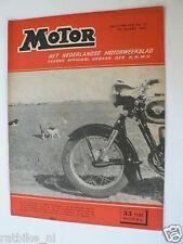 MO5512-CROSS ST.ANTHONIS,ARCHER,NILSSON,KIEFT NORTON,MAICO M250,J PAULSEN,BMW RS