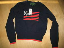 C Wonder Flag  Sweater - Small - NWT