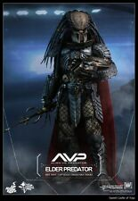 1/6 Hot Toys AVP Alien VS Predator -Elder Predator 2.0 Collectible Figure MMS325
