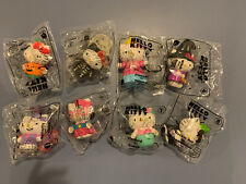 McDonald's 2019 Hello Kitty Complete Set of 8 Happy Meal Toys - New!!