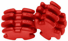 Sims LimbSaver SuperQuad Split Limb Red 1 Pair