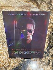New listing Terminator 2 (Holofoil Full Slip) Novamedia 3D 4K Blu-ray Region Free 3D & 4K �