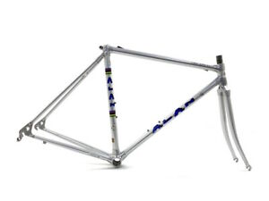 Alan Corsa Super Alu LS 28/700c 50cm Road Racing Bicycle Aluminum Silver Frame