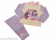 BNWT girls Pajamas  My little pony pjs Ideal christmas gift  2-3  &  3-4 Years
