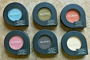 Almay SHADOW SOFTIES Powder Eyeshadow Singles Eye Shadow Color U PICK .07oz NEW!