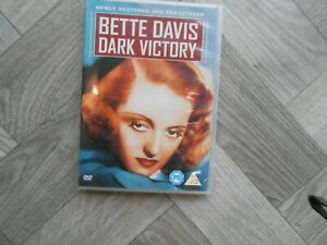 Bette Davis  Dark Victory dvd