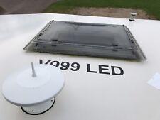 Motorhome Caravan Roof Top Postcode Security vinly decal sticker 600mm Long