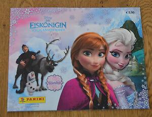 Panini Die Eiskönigin Sticker Serie 1 Disney Leeralbum Sammelalbum Album