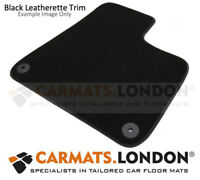 Perfect Fit Black Carpet Car Floor Mats Tailored for Range Rover Sport 2005-2013