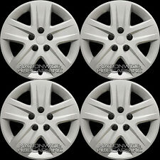 "4 New 2010 2011 Chevy Impala 17"" Bolt On Hub Caps 5 Spoke Full Rim Wheel Covers"
