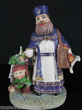 St. Basil Cypress SC83 International Santa Claus Collection 2005