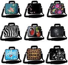 """Neoprene Shoulder Bag Case For 9.7"""" 10"""" inch Netbook Laptop Tablet iPad PC"""
