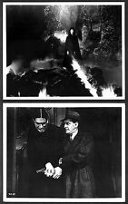 DRACULA'S DAUGHTER Gloria Holden Universal Horror LOT of 2 PHOTOS