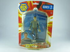 Doctor Who Toby Series 2 BBC MOSC New Unopened