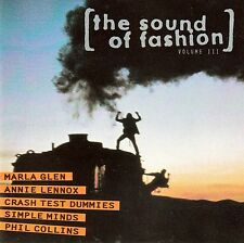 THE SOUND OF FASHION VOL. III / CD - TOP-ZUSTAND