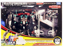 Transformers DOTM Dark Nightwatch DA-15 Jetwing Optimus Prime