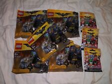Lego Batman Movie Bat Signal Promo Poly Bag Lot Sealed 5004930