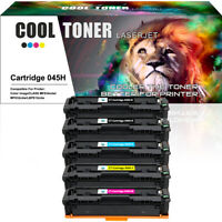 5 Pack Compatible for Canon 045H Toner ImageClass MF634Cdw MF632Cdw LBP612Cdw