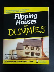 Flipping Houses for Dummioes 2007 (paperback)