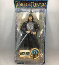 Lord Of The Rings Return Of The Kings Aragorn King Of Gondor With Anduril Sword