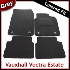 VAUXHALL VECTRA C Estate 2002-2008 Tailored Carpet Car Floor Mats GREY