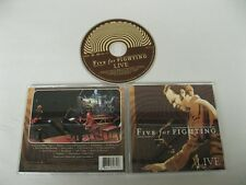 Five for Fighting live - CD Compact Disc