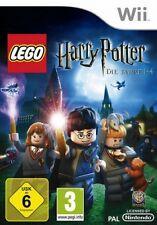 Nintendo Wii + Wii U Lego Harry Potter les Années 1-4 guterzust.