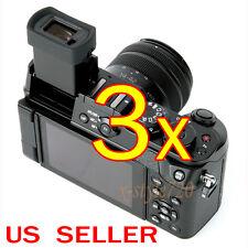 3x Clear LCD Screen Protector Guard Cover Film For Panasonic Lumix DMC-GX8