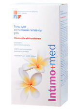 Gel Intime Gel nettoyant pour l'épilation Intimate care Intimo+médical 250ml