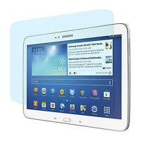 """6x Matt SchutzFolie Samsung Tab 3 10.1"""" AntiReflex Entspiegelt Display Protector"""
