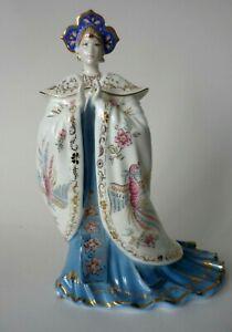 "Coalport Princess Turandot Figurine"" Opera Heroines"" Collection Ltd 418 / 12500"