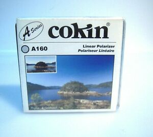 Brand New Cokin A160 PL Linear Polarizer Filter Series A.—M802