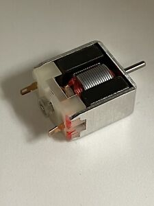 TOMY SRT & TURBO 6 OHM BRAND NEW MABUCHI DESIGN REPLACEMENT CAN MOTOR