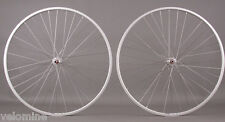 "Weinmann LP18 27"" Road Bike 126mm Vintage Bike Wheelset 5 6 7 speed freewheel"