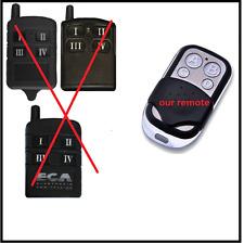 3 x ECA Gate/Garage Remote Control Compatible Electronic Engineering Australia
