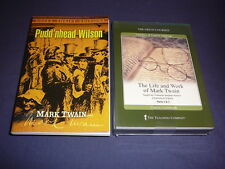 Teaching Co Great Courses DVDs        LIFE and  WORK of MARK TWAIN   new + BONUS