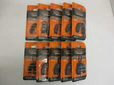 10 SHOCK DOCTOR SPORT GEL MAX MOUTHGUARD AGES 11+ NEW & SEALED - MP 1671
