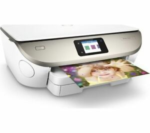 HP Envy Photo 7134 e-All-in-One Wireless Printer-NO INKS