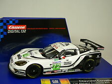 Carrera Digital132 Chevrolet Corvette 30580 C6R Luc Alphand Aventures LeMans NEU