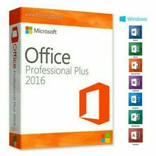 Microsoft Office Professional Plus 2016 Lizenzschlüssel/MS Office 2016 Pro