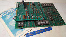 Time Pilot 84' Arcade, Konami Video Game MPU board, pulled working 80s, manual