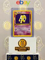 Hypno 23/62 1st Edition NM Near Mint Fossil Set Rare Non-Holo Pokemon Card