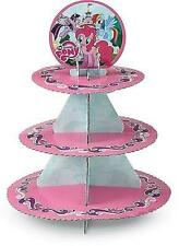 Wilton Disney MY LITTLE PONY Cupcake Treat Stand 3 Tier; Birthday Party Theme!