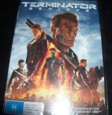 Terminator Genisys (Arnold Schwarzenegger) (Australia Region 4) DVD – New