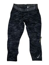 Nike Pro Running Tight Fitness Training Gr. XL Herren Gym Tights Sport 3/4 Hose