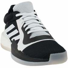 adidas Sm Marquee Boost Low Team  Casual Basketball  Shoes - Black - Mens